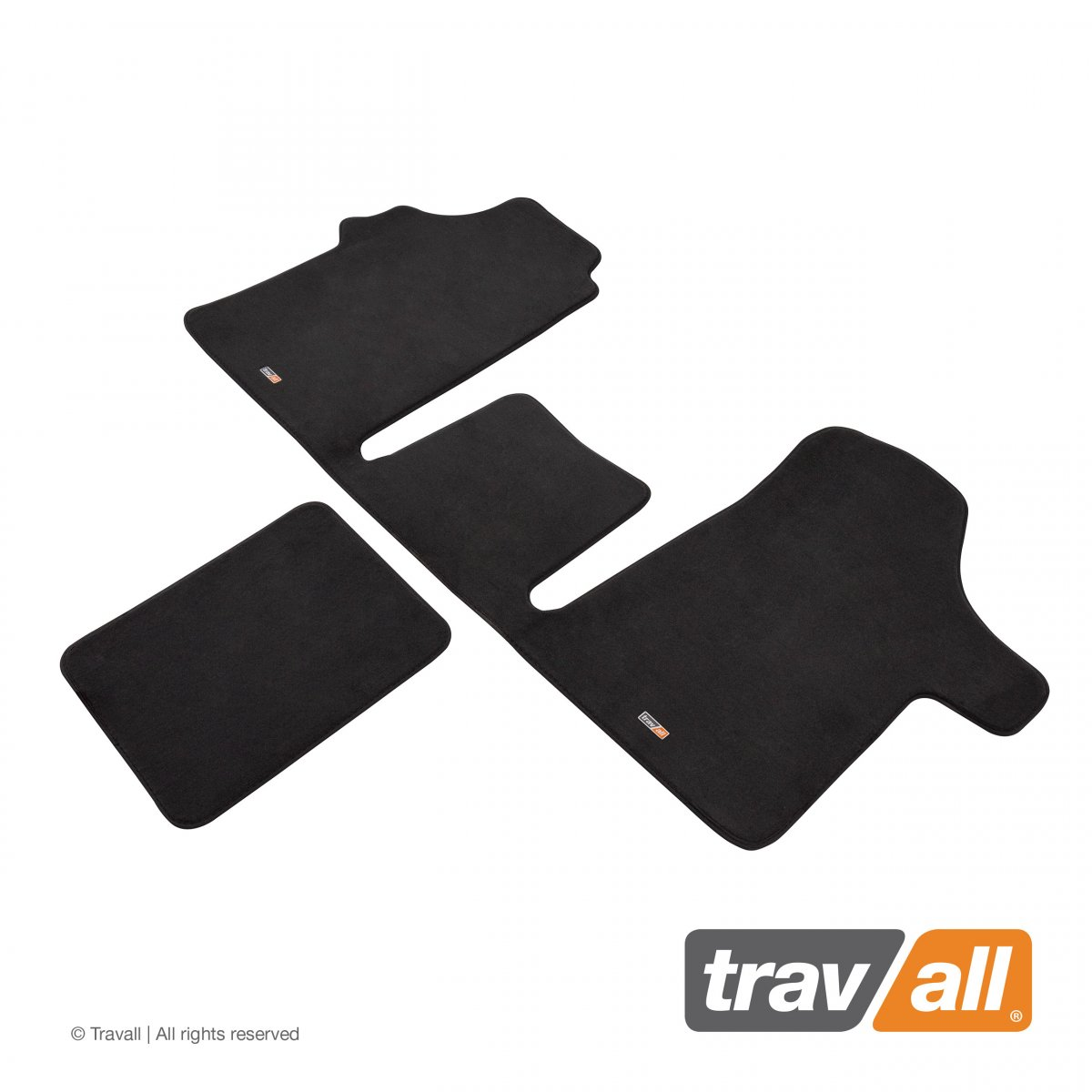 Travall® MATS [LHD] for Mercedes Benz Vito (2010 - )