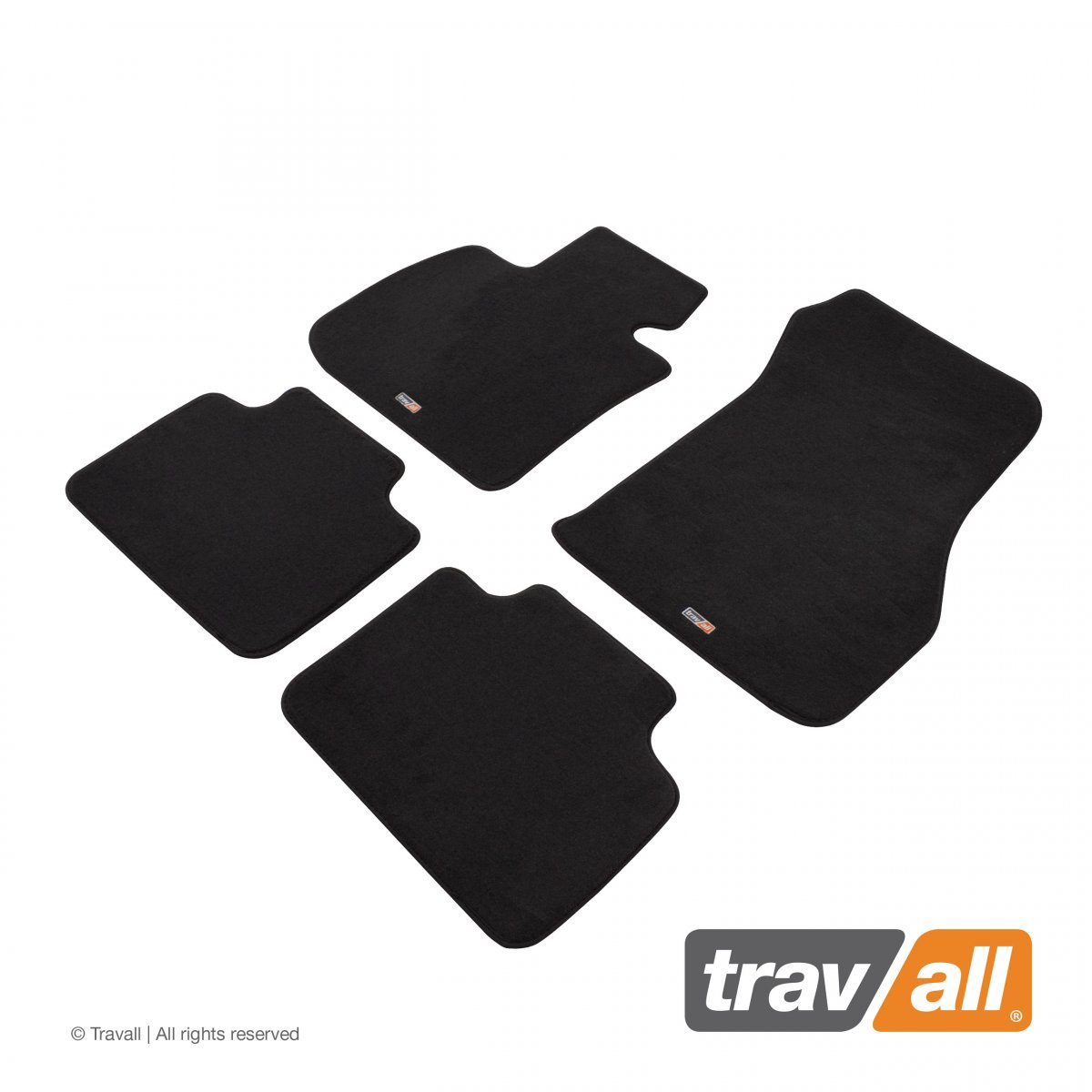 Travall® MATS [LHD] for BMW 2 Series Active Tourer (2014 - )