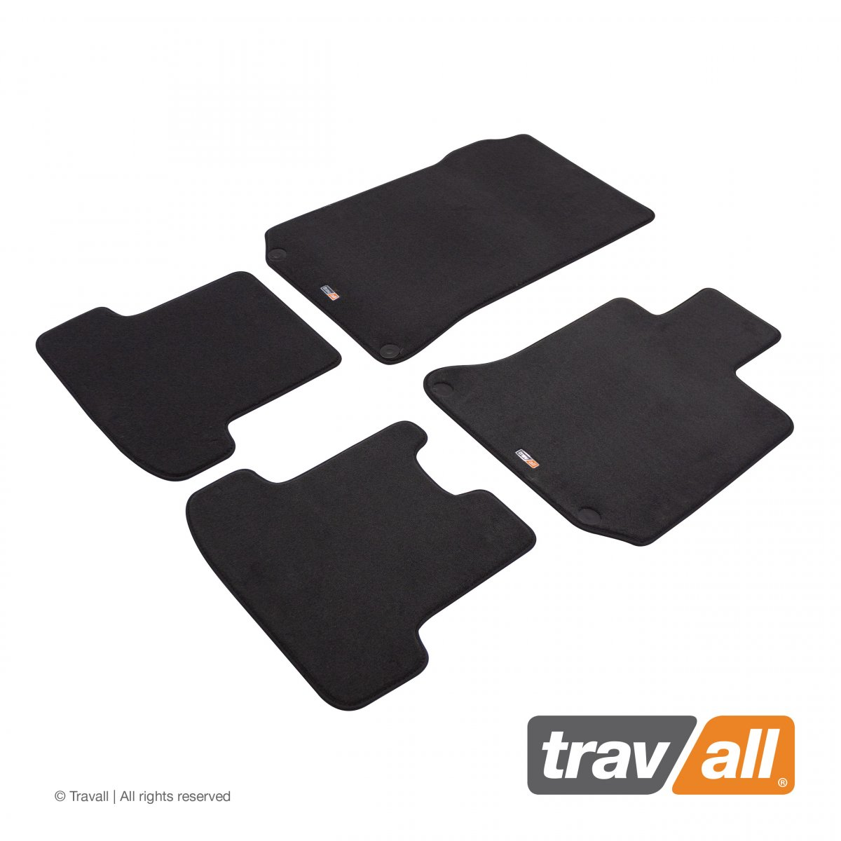 Travall® MATS [RHD] for Mercedes Benz E-Class Coupe [MANUAL] (2013 - 2017)