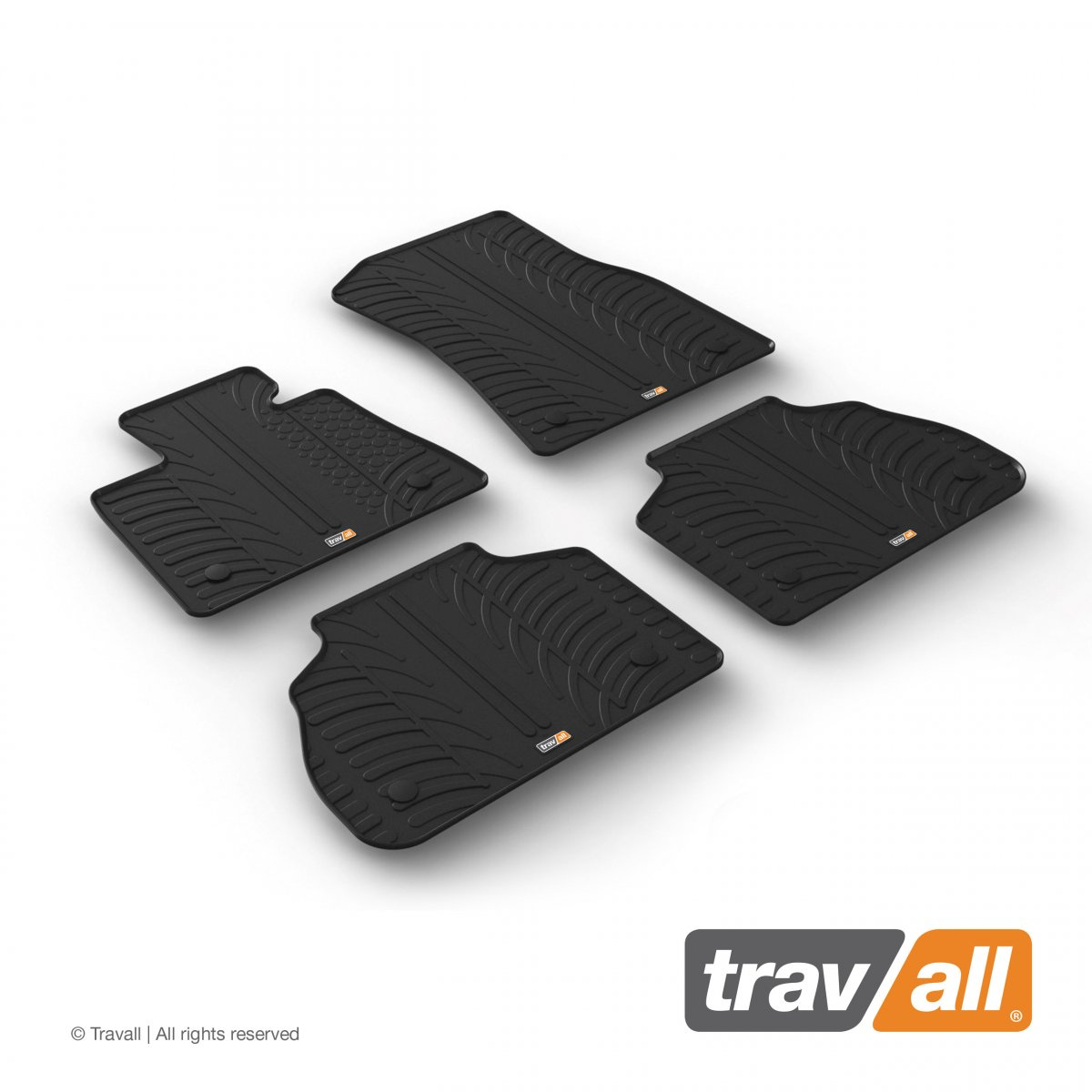 Travall® MATS for BMW X7 (2018 >)