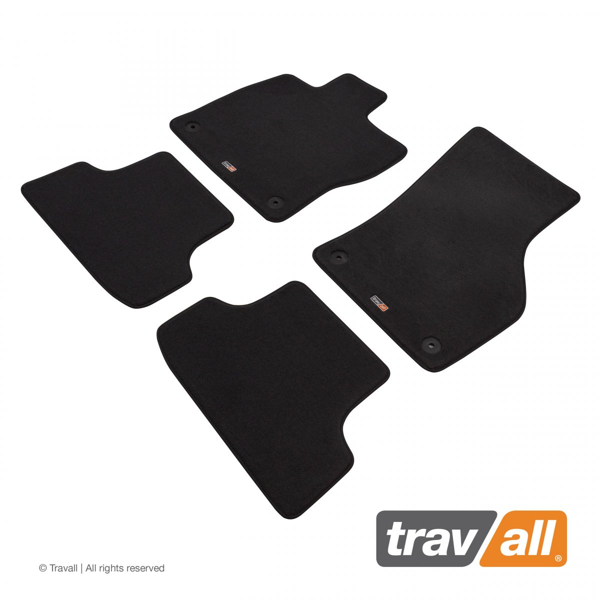 Travall® MATS [LHD] for Audi A3/S3 Saloon / Hatchback (2012 - 2016)