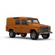 Defender 110 Utility Wagon 2007 - 2016