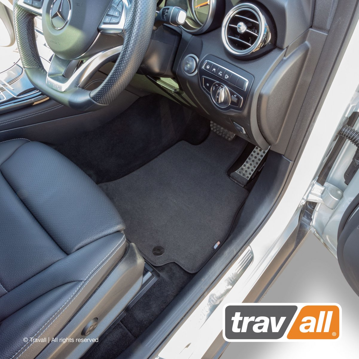 Travall® MATS [RHD] for Mercedes Benz Citan (2012 - )