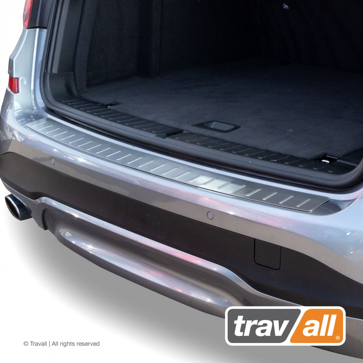 Travall® PROTECTOR-RVS voor BMW X3 (2014-2017)