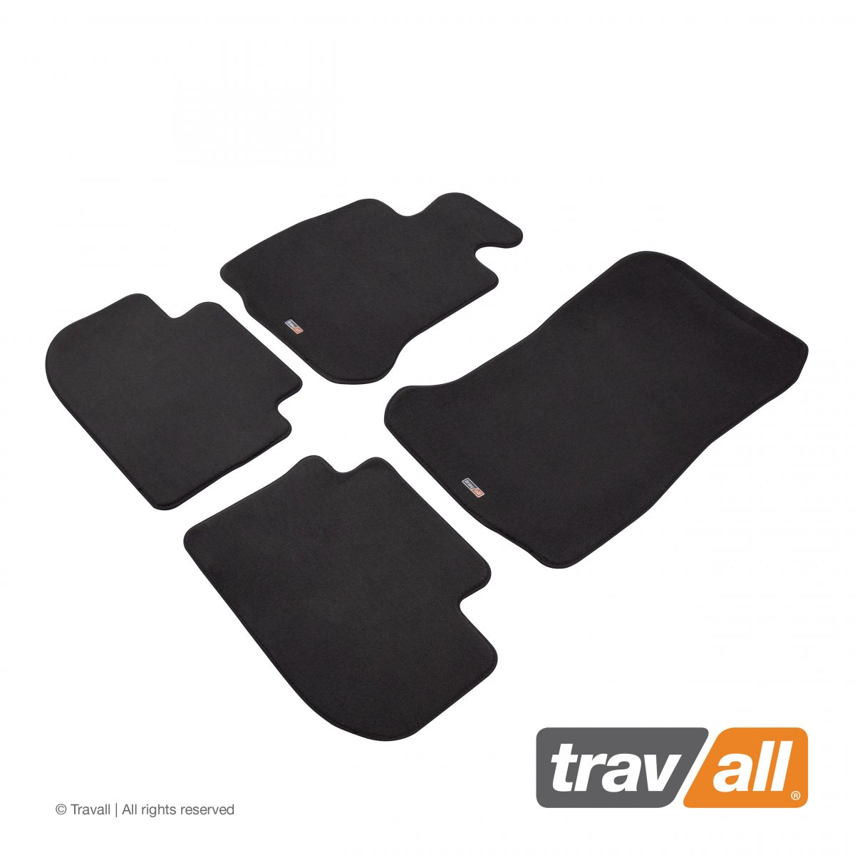 Travall® MATS [LHD] for BMW 6 Series / M6 Gran Coupe (2012 - )