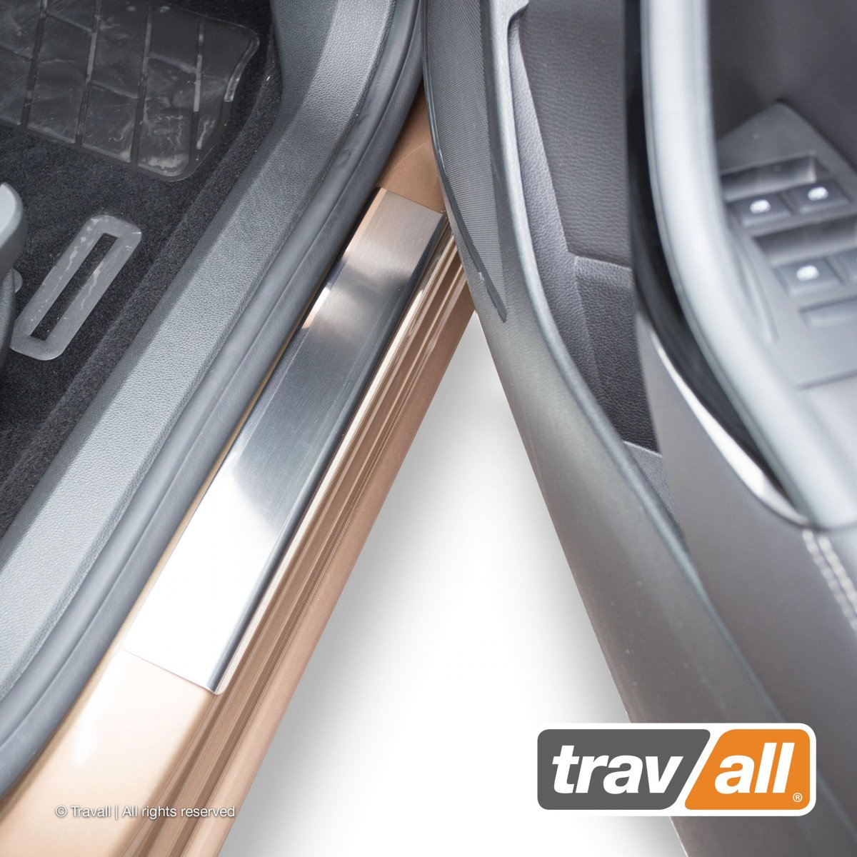 Travall® Sillguards voor Opel/Vauxhall Astra Sports Tourer (2009-2015)