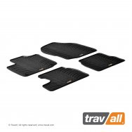 Rubber Mats for Civic 5 Door Hatchback 2011 - 2015