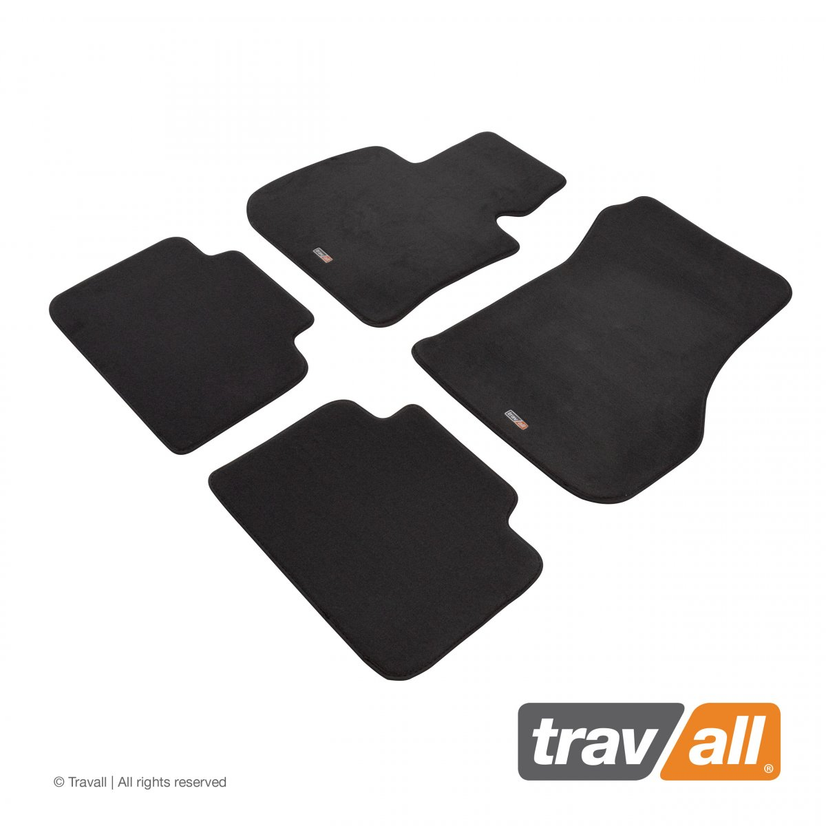 Travall® MATS [LHD] for BMW X2 (2017 - )
