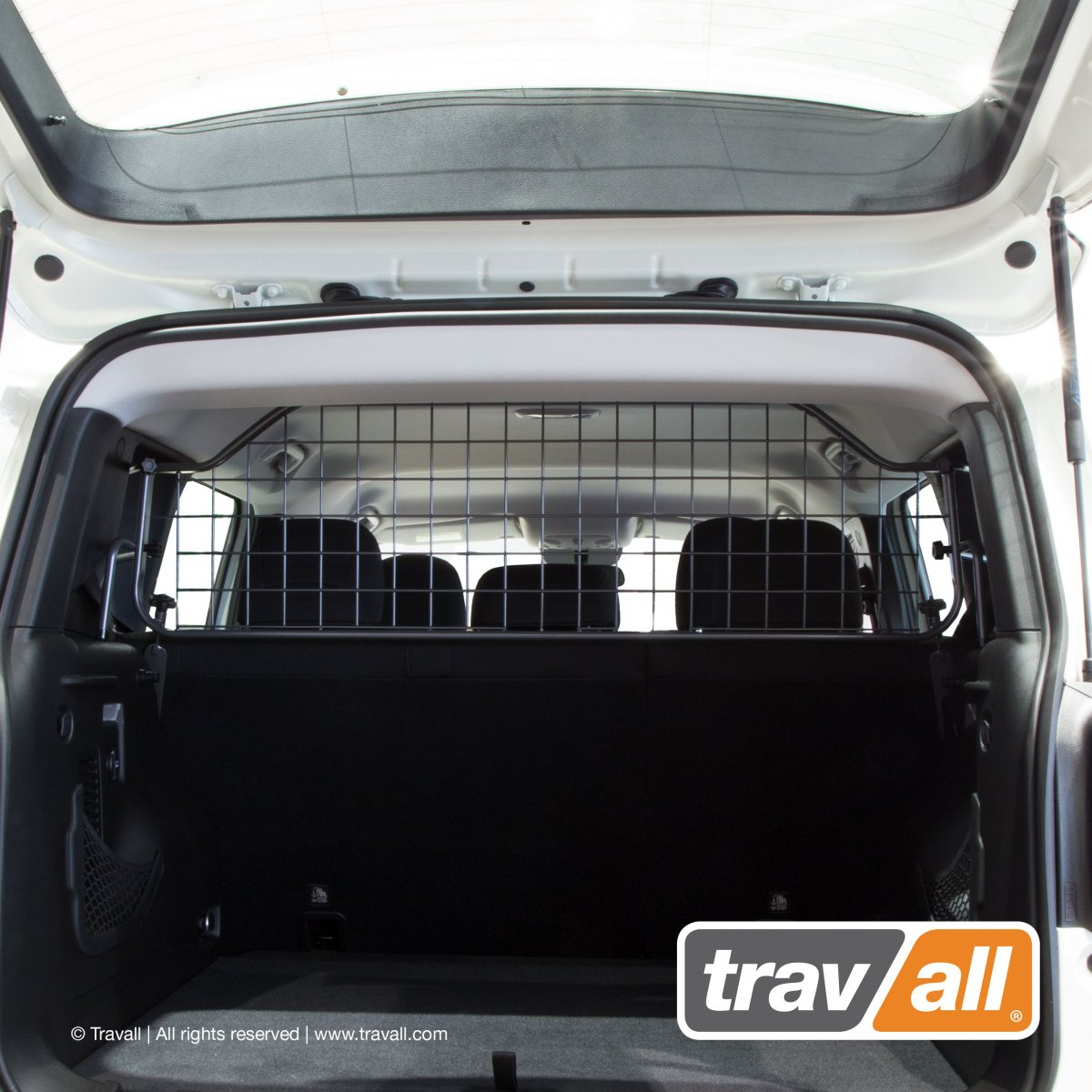 Travall® Guard voor Jeep Renegade 2014 ->