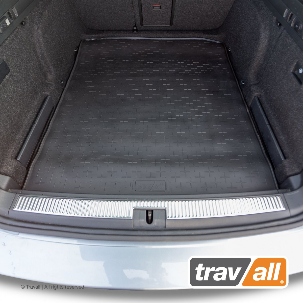 Travall® CARGOMAT voor Skoda Superb Hatchback (2015 >)