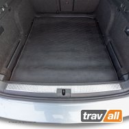 Kofferbakmatten voor Superb Hatchback 2015 ->
