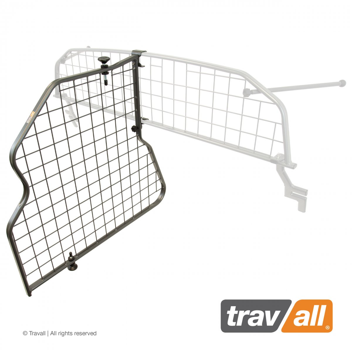 Travall® DIVIDER voor Jeep Compass (2016 >)