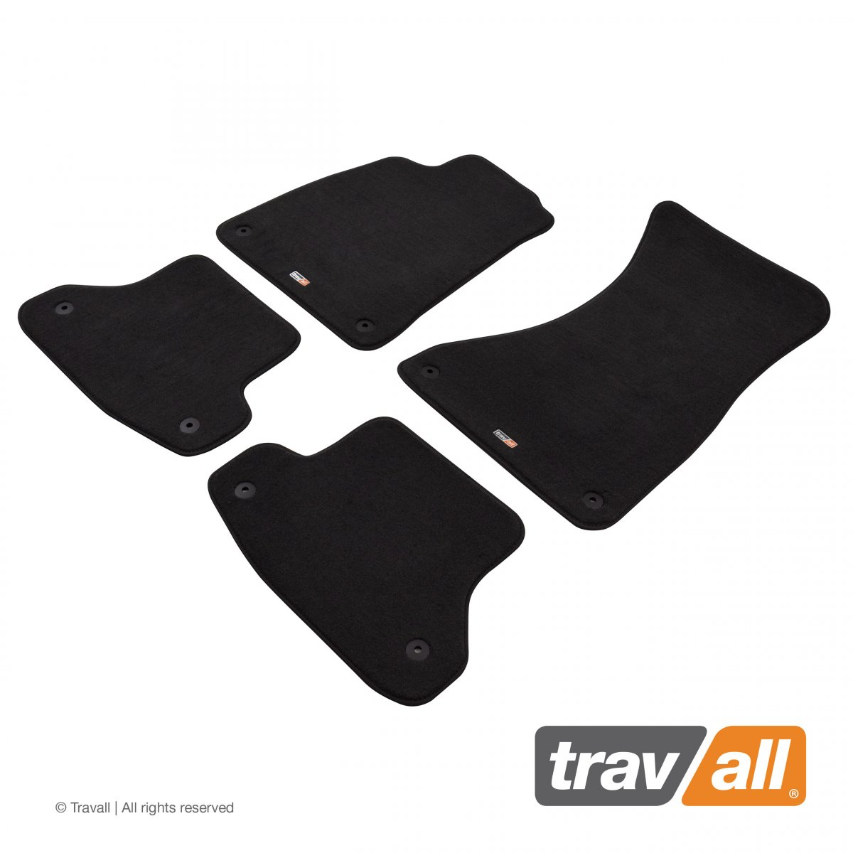 Travall® MATS [LHD] for Audi A5/S5 Coupe (2016 - )