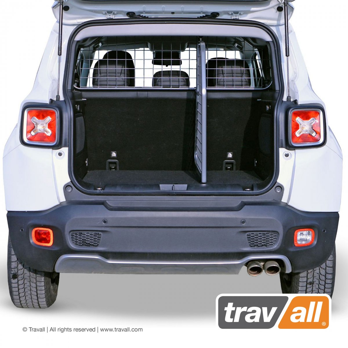 Travall® Divider voor Jeep Renegade 2014 ->