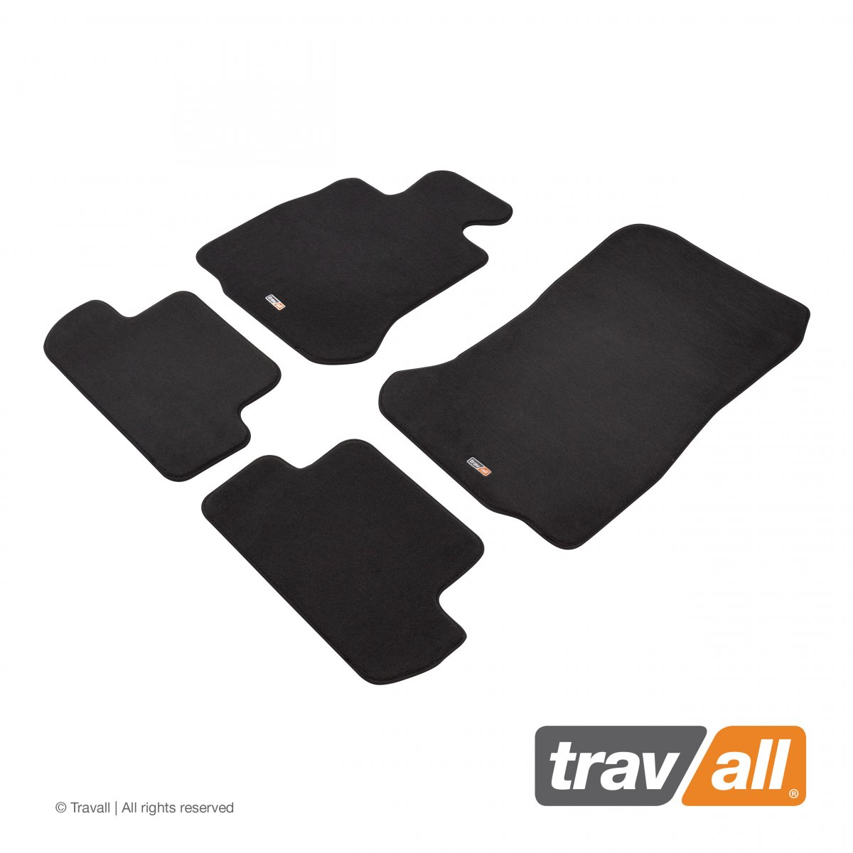 Travall® MATS [LHD] for BMW 6 Series Coupe / Convertible (2011 - )