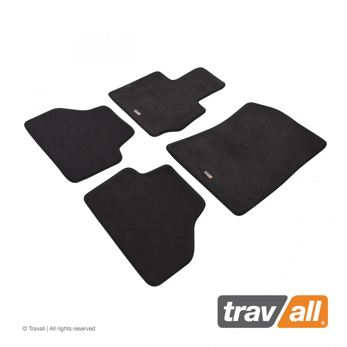 Travall® MATS [LHD] for BMW X4 (2014 - )