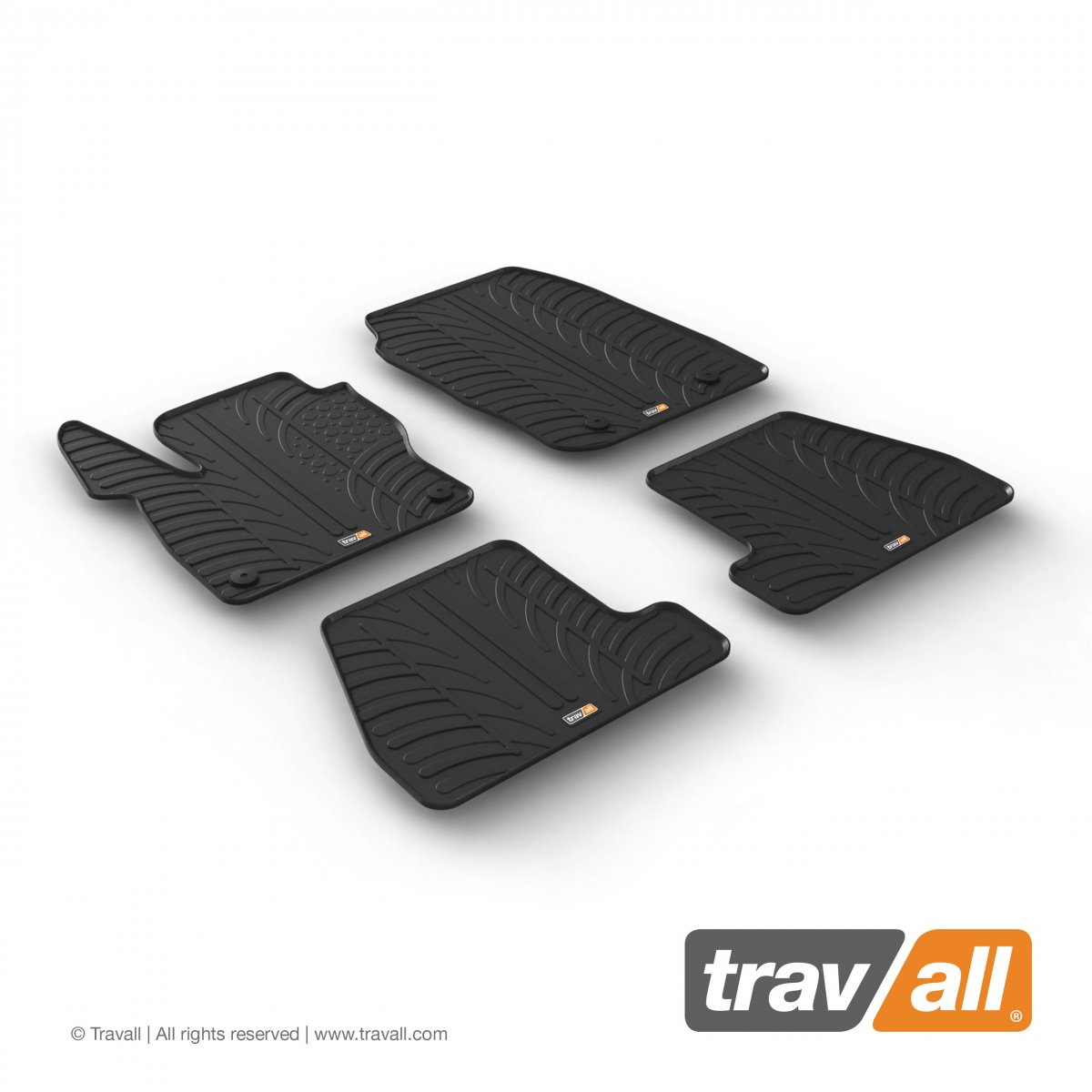 Travall® Mats voor Ford Focus Wagon 2014 - 2018
