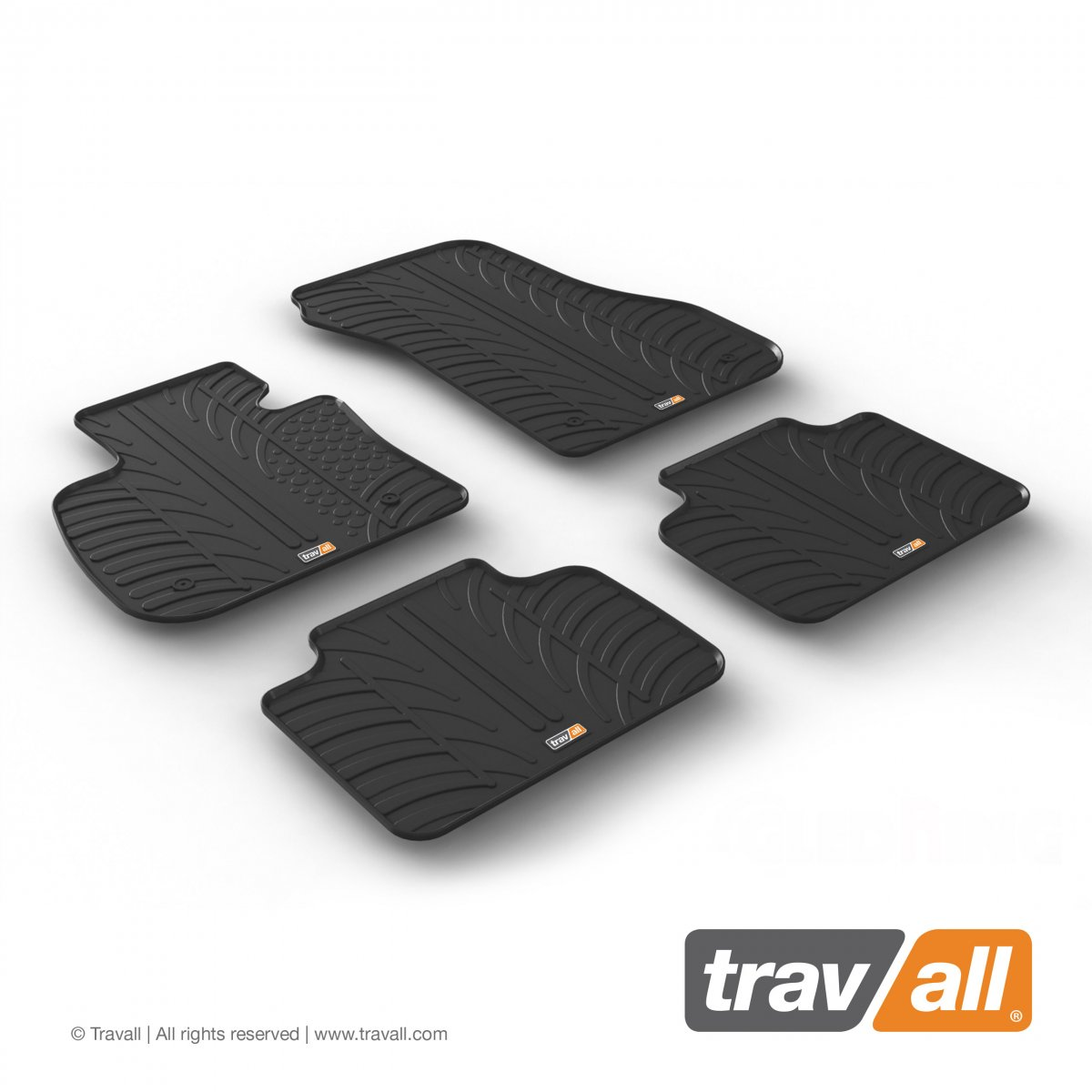 Travall® Mats voor BMW 2 Serie Active Tourer F45 2014 ->