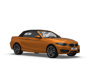 2 Series Convertible F23 2014 ->