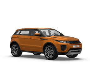 Range Rover Evoque 5 Door 2015 - 2018