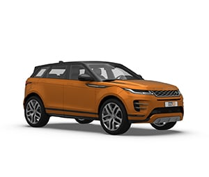 Range Rover Evoque 5 Door 2018 ->