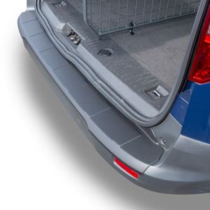 Travall® Protector-Kunststof Ribbelpatroon voor Ford Transit Connect/Tourneo Connect (2013 >)