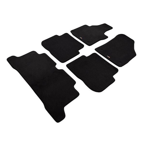 Travall® MATS [LHD] for Volkswagen Touran [7 Seat] (2011 - 2016)