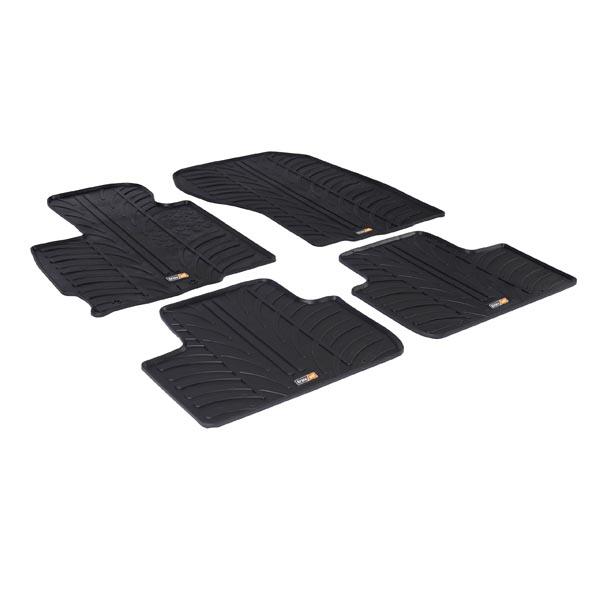 travall mats voor mitsubishi asx 2010 2016. Black Bedroom Furniture Sets. Home Design Ideas