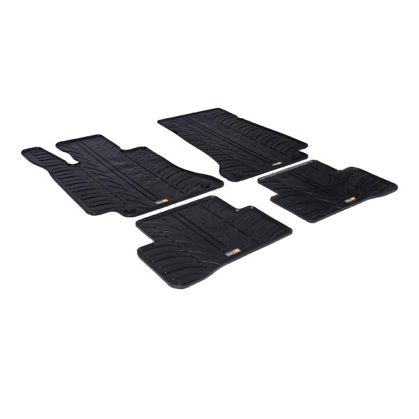 Travall® Mats voor Mercedes Benz C-Klasse Estate S205 2014 - 2018